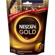 Кофе Нескафе Голд 210г фото