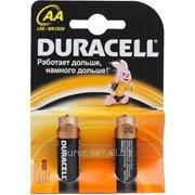 Батарейка Duracell AA K2 фото