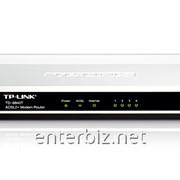 Модем ADSL TP-Link TD-8840T DDP, 4xLan, 1xRj-1, trendchip, код 75296 фото