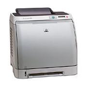 Принтер HP Color LaserJet 2600n фото