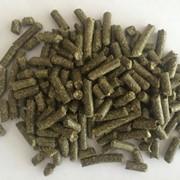 Травяная мука гранулированная фото