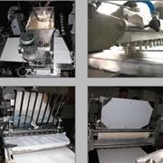 Кондитерский комплекс для производства многослойного сахарного печенья с различными наполнителями (новый универсальный) фото