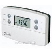 Электронный программируемый термостат (радио) 7000-RF TP + RX-1 фото