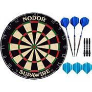 Комплект для игры в Дартс Nodor Sport фото