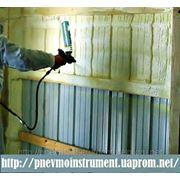 Утеплительные пневматические пистолеты для напыления монтажной пены PNP 3201 (Китай) (Германия) фото