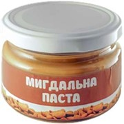 Горіхова паста з мигдалю, солодка фото