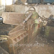 Гидравлические аллигаторные ножницы для металлолома – Q43-1600 фото