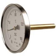 Термометр биметаллический для измерения температуры битумов фото