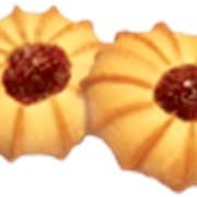 Печенье песочное Курабье фото
