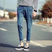 Мужские кальсоны джинсовые 44427872926 фото