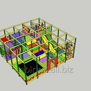 Игровой лабиринт 5x6 фото