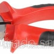 Плоскогубцы Тевтон комбинированные с двухкомпонентной ручкой, 160мм Код: 22045-1-16 фото