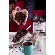 SETTE GRANI / Кофе жареный в зернах 500г фото