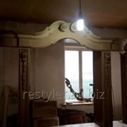 Реставрация деревянных резных элементов фото