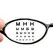 Подбор очков и контактных линз фото