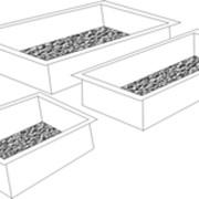 Форма для производства тротуарной плитки фото