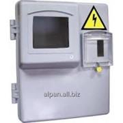 Коробка для электросчетчиков серии КДЗ (КДЕ) фото