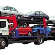 Перевозка автомобилей, Автовозом. фото