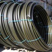 Трубы из полиэтилена для газопроводов ГОСТ Р 50838-95 фото