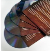 Производство и тиражирование (репликация, дубликация) CD DVD дисков. фото