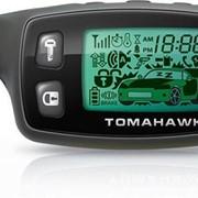 Установка автосигнализации Tomahawk фото