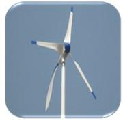 Электрогенераторы ветряные FY- 400 фото
