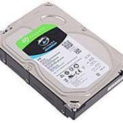 Жесткий диск HDD Seagate SATA3 4Tb 5900 RPM Skyhawk Surveillance 64Mb (ST4000VX007) фото