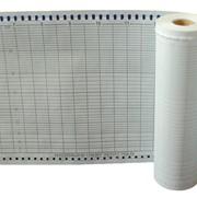 Бумага диаграммная рулонная фото
