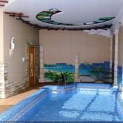 Бассейн в помещении фото