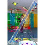 Шоу мыльных пузырей в Астане фото