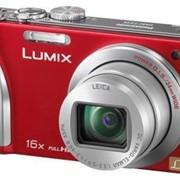 Фотоаппарат Panasonic Lumix TZ25 Red фото