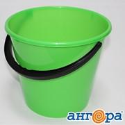 Ведро 7л Примула зеленое *20 (Ангора) фото