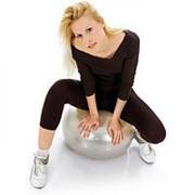 Мяч фитнес Bradex - 75 см фото