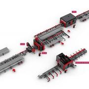Линии для металлообрабатывающего заготовительного производства автоматизированнные фото