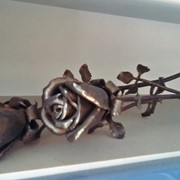Заготовки кованые - Розі фото