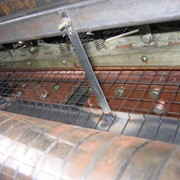 Машина ММТС-3207 многоточечной контактной сварки сетки по способу сварки относится к машинам специализированным многоэлектродным стационарного типа пневматической многоточечной автоматической сварки. фото