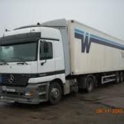 Поставки грузов из Германии фото