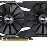 ASUS Radeon RX 580 1360Mhz PCI-E 3.0 4096Mb 7000Mhz 256 bit DVI 2xHDMI HDCP Dual OC фото