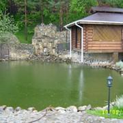 Искусственные пруды и водоемы фото