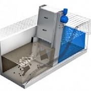 Автоматическая механизированная канализационная решетка фото
