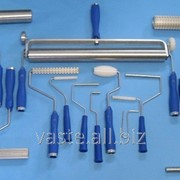 Валики для производства стеклопластика фото