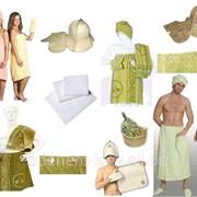Пошив текстиля для саун фото