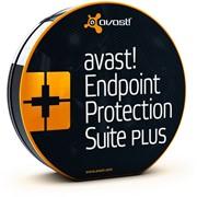 Антивирус avast! Endpoint Protection Suite Plus, 2 года (от 100 до 199 пользователей) для мед/госучреждений (EUP-07-100-24-GOV) фото