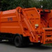 Вывоз отходов производства и потребления фото