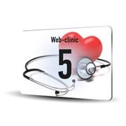 Код пополнения веб-клиники на 5 USD фото