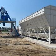 Стационарный бетонный завод SUMAB Т30 (30 м3/ч)  фото