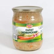 Салат консервированный Неманский фото