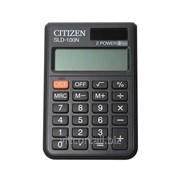 Калькулятор sld-100n citizen фото