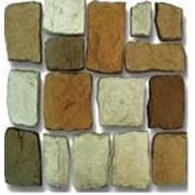 Плитка тротуарная `Белоозерский камень` фото