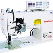 """Швейная машина промышленная SUNSTAR KM-797BL-7S-AK(1/4"""") (6,4мм) фото"""